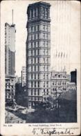 ! Alte Ansichtskarte New York, St. Paul Building, Hochhaus, 1903, Skyscaper, USA - Manhattan