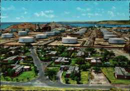 ! Moderne Ansichtskarte Peru, Industria Petrolera, Talara, Petroleum Tanks, Erdöl Tanklager, Oil - Peru