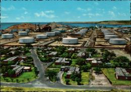 ! Moderne Ansichtskarte Peru, Industria Petrolera, Talara, Petroleum Tanks, Erdöl Tanklager, Oil - Pérou