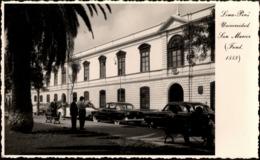 !  Ansichtskarte Peru, Lima, Univeridad, Universität, University San Marcos, Autos, Cars - Peru