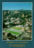 ! Moderne Ansichtskarte Berkeley, University Of California, Universität, Stadion, Stadium, Baseball - Etats-Unis