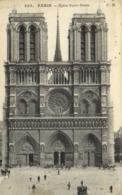 PARIS  Eglise Notre Dame RV - Notre Dame De Paris