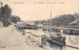 COTES D'ARMOR  22  DINAN - BORDS DE LA RANCE - BAUDOIN - Dinan