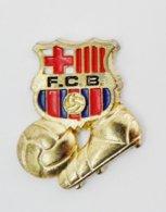 Pin's FOOTBALL BARCA Barcelona Barcelone - Football