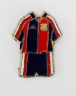 Pin's FOOTBALL BARCA Barcelona Barcelone Maillot - Football