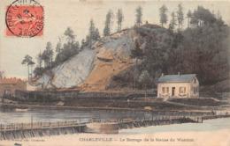 ¤¤ -   CHARLEVILLE   -  Le Barrage De La Meuse Du Waridon   - ¤¤ - Charleville