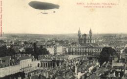 "54 - Meurthe Et Moselle - Nancy - Le Dirigeable ""Ville De Nancy""  - C 9612 - Nancy"