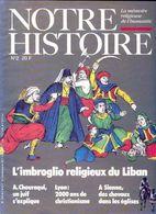 Notre Histoire N°2 : L'imbroglio Religieux Du Liban De Collectif (1984) - Books, Magazines, Comics