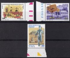 1998 ITALIE  N** 2307 A 2309  MNH - 6. 1946-.. República