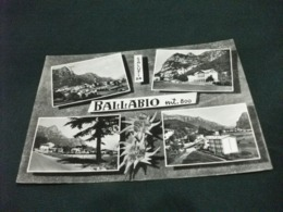 SALUTI DA BALLABIO STELLE ALPINE VEDUTE COMO - Saluti Da.../ Gruss Aus...