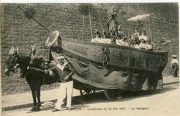 3022-71 MACON - Cavalcade Du 30 Mai 1909 - Le Vengeur - Macon
