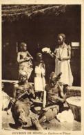 OUVROIR DE SEGOU  Cardeuse Et Fileuse RV - Mali