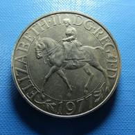 Great Britain 25 New Pence 1977 - 1971-… : Monedas Decimales