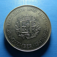 Great Britain 25 New Pence 1972 - 1971-… : Monedas Decimales