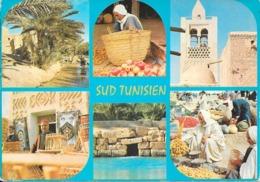Sud Tunisien : Multi Vues. (Voir Commentaires) - Tunisie