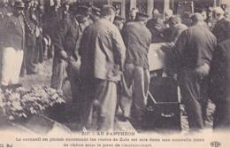 CPA - ZOLA - Au Panthéon - Ereignisse