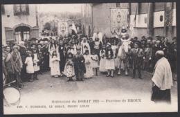 CPA 87 -  LE DORAT,  Ostensions Du Dorat En 1925,  Paroisse De DROUX - Le Dorat