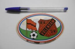 Autocollant Stickers Sport  Club De Football : VOLENDAM R.K.S.V.- HOLLAND / HOLLANDE - PAYS-BAS / NETHERLANDS - Stickers