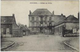62  Auchel Hotel De Ville - France