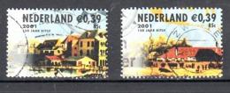 Nederland 2002 Nvph Nr 2010 A + B, Mi Nr 1929 + 1930 ; 150 Jaar Postzegels - Periodo 1980 - ... (Beatrix)