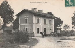 Fresne - Saint - Mamés - La Gare - France