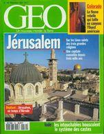 Géo N°189 : Jérusalem De Collectif (1994) - Books, Magazines, Comics