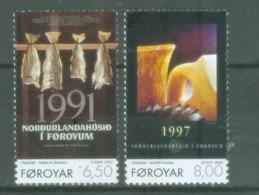Føroyar 2003; Europa Cept, Michel 448-449.** (MNH) - Europa-CEPT
