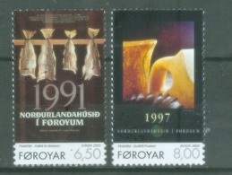 Føroyar 2003; Europa Cept, Michel 448-449.** (MNH) - 2003
