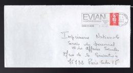 FRANCIA - 74  EVIAN LES BAINS - STATION DE L'EQUILIBRE - Hydrotherapy