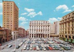 PADOVA - PIAZZA INSURREZIONE - BIRRERIA ITALA PILSEN - BIRRA - AUTO - INSEGNA PUBBLICITARIA GELOSO - 1975 - Padova