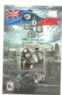 Czech Republic  2019 - RAF, S/S, MNH - WW2