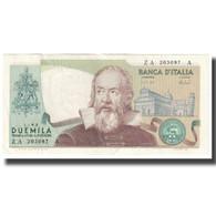 Billet, Italie, 2000 Lire, KM:103a, SPL - 2000 Lire