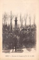 77. N° 104744 .esbly .souvenir Du Congres De U N C 1929 . - Esbly