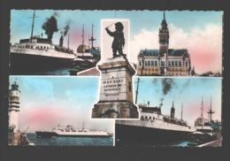 Dunkerque - Carte Multivues - Dunkerque