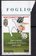 1998 ITALIE  N** 2301  MNH - 6. 1946-.. República