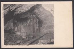 CPA  Suisse, Tunnel Du Simplon : Ouverture Officielle Brigue-Iselle, Ultimo Diaframma, 24 Febbrio 1905 - VS Valais