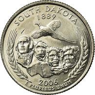 Monnaie, États-Unis, Quarter, 2006, U.S. Mint, Denver, TTB, Copper-Nickel Clad - 1999-2009: State Quarters