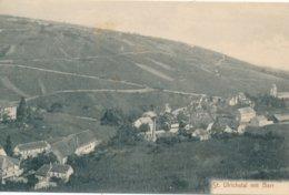 St Ulrichstal Mit Barr (67 - Bas Rhin) Bad Bühl - Barr