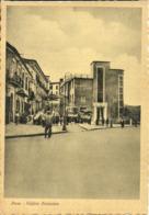 Pizzo (Vibo Valentia) Edificio Scolastico E Piazza - Vibo Valentia
