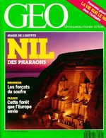 Géo N°163 : Nil Des Pharaons De Collectif (1992) - Livres, BD, Revues