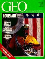 Géo N°81 : Louisiane De Collectif (1985) - Livres, BD, Revues