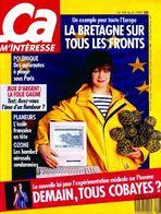 Ca M'intéresse N°98 : La Bretagne Sur Tous Les Fronts De Collectif (1989) - Livres, BD, Revues
