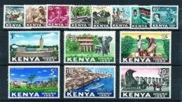 Kenia Nº 1/14 Nuevo Cat.40€ - Kenia (1963-...)