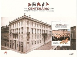 Portugal ** & Directorate-General Livestock Services Centenary 1919-2019 (3444) - Ferme