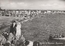 Cartolina- Postcard /   Viaggiata  - Sent /  Marina Di Nicotera, Panorama ( Gran Formato ) Anni 50° - Vibo Valentia