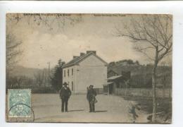Gare Laragne - Andere Gemeenten
