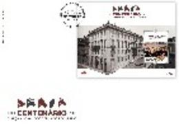 Portugal & FDCB Directorate-General Livestock Services Centenary 1919-2019 (3445) - Farm