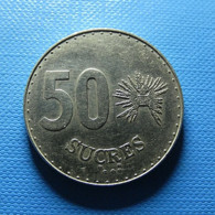 Ecuador 50 Sucres 1991 - Ecuador