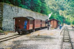 04  THORAME  HAUTE     ...train  Des  Pignes - Autres Communes
