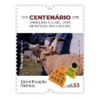 Portugal ** & Centenary Directorate-General Livestock Services, Animal Identification 2019 (3435) - Farm